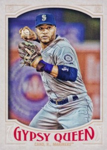 Full 2016 Topps Gypsy Queen Baseball Variations Checklist & Gallery 45