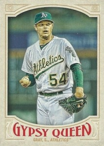 Full 2016 Topps Gypsy Queen Baseball Variations Checklist & Gallery 65