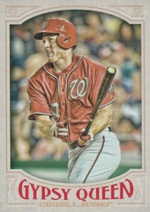 Full 2016 Topps Gypsy Queen Baseball Variations Checklist & Gallery 47