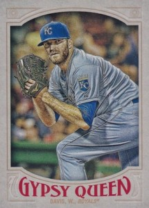 Full 2016 Topps Gypsy Queen Baseball Variations Checklist & Gallery 103