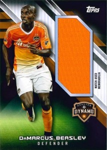 2016 Topps MLS Major League Soccer Cards 27