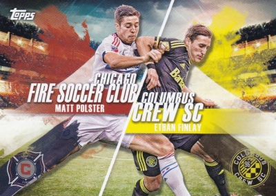 2016 Topps MLS Major League Soccer Cards 29