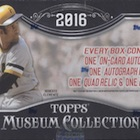 2016 Topps Museum Collection Baseball Cards - Review & Box Hit Gallery Added