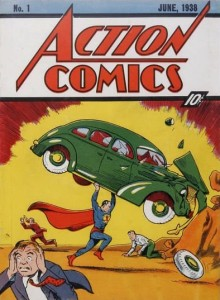Action Comics #1 Superman 1938