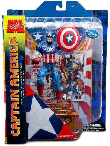 Ultimate Captain America Collectibles Guide 70