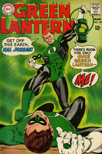 DC Comics Green Lantern 59