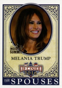 Decision 2016 Political Trading Cards - Full SP Info & Odds Added 37
