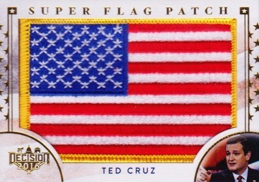 Decision 2016 Political Trading Cards - Full SP Info & Odds Added 35