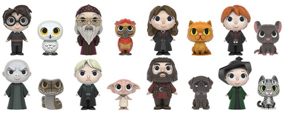Funko Harry Potter Mystery Minis Checklist and Gallery 3