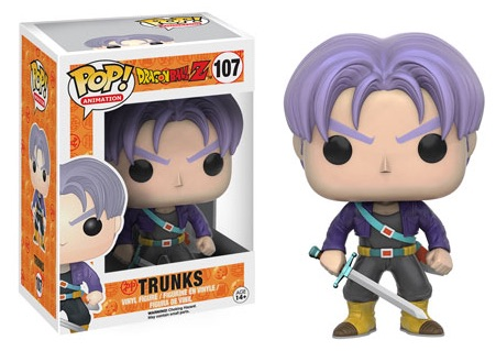 Ultimate Funko Pop Dragon Ball Z Figures Checklist and Gallery 17
