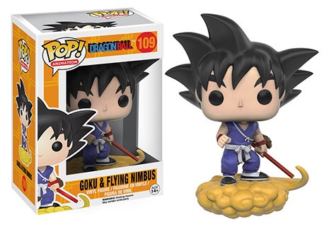 Ultimate Funko Pop Dragon Ball Z Figures Checklist and Gallery 19