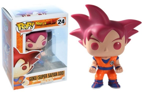 Ultimate Funko Pop Dragon Ball Z Figures Checklist and Gallery 14