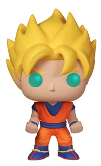 Ultimate Funko Pop Dragon Ball Z Figures Checklist and Gallery 1