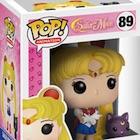 Funko Pop Sailor Moon Vinyl Figures