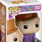 2016 Funko Pop Willy Wonka Vinyl Figures