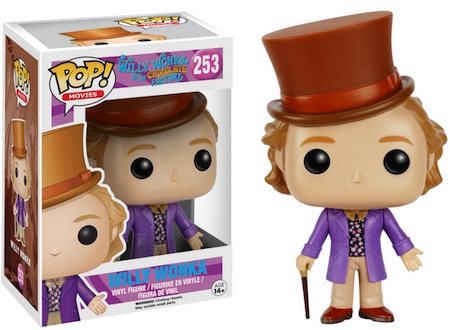 Funko Pop Willy Wonka Vinyl Figures 253 Willy Wonka