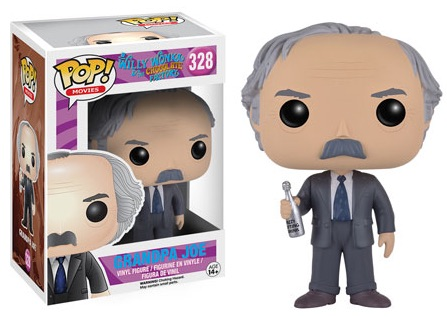 Funko Pop Willy Wonka Vinyl Figures 328 Grandpa Joe