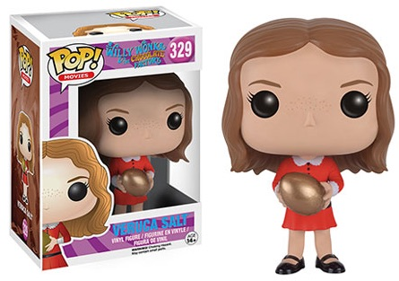 Funko Pop Willy Wonka Vinyl Figures 329 Veruca Salt