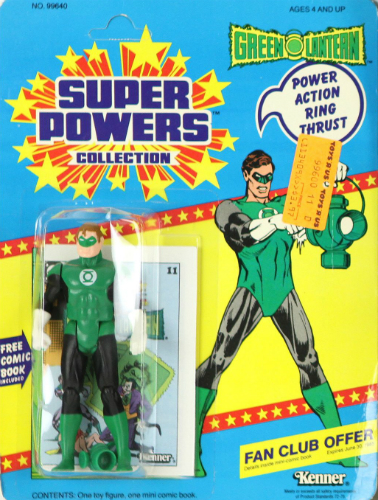 Ultimate Green Lantern Collectibles Guide 76