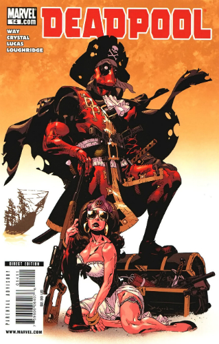 Marvel Deadpool Volume 2 Issue 14