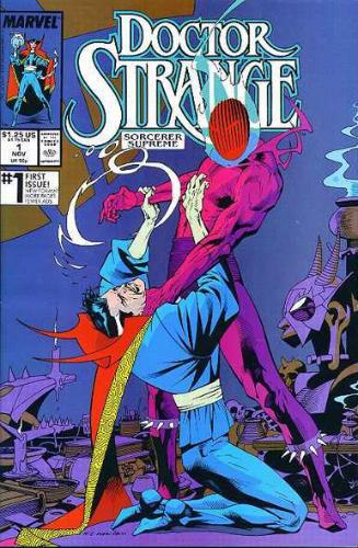 Marvel Doctor Strange Sorcerer Supreme 1