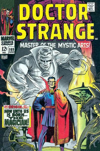 Marvel Doctor Strange Volume 1 169