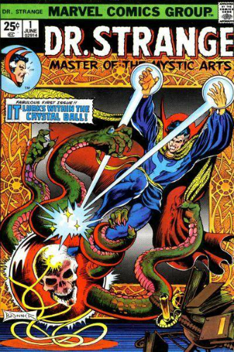 Marvel Doctor Strange Volume 2 1