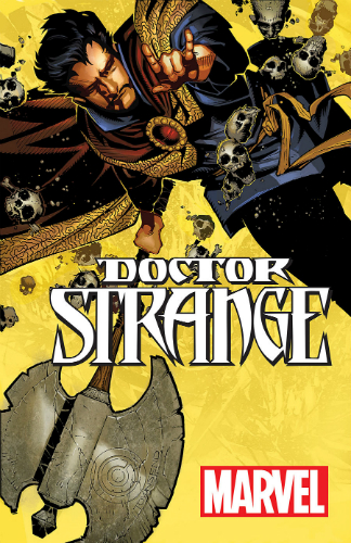 Marvel Doctor Strange Volume 4 1