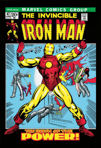 Marvel Invincible Iron Man 47