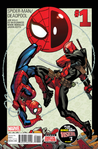 Marvel Spider-Man Deadpool 1