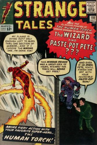 Marvel Strange Tales 110 Doctor Strange