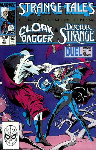 Marvel Strange Tales Volume 2 15 Doctor Strange