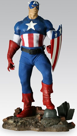 Ultimate Captain America Collectibles Guide 71