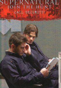 Supernatural Seasons 4-6 Rainbow Foil Base Card #61 A Deal With Death