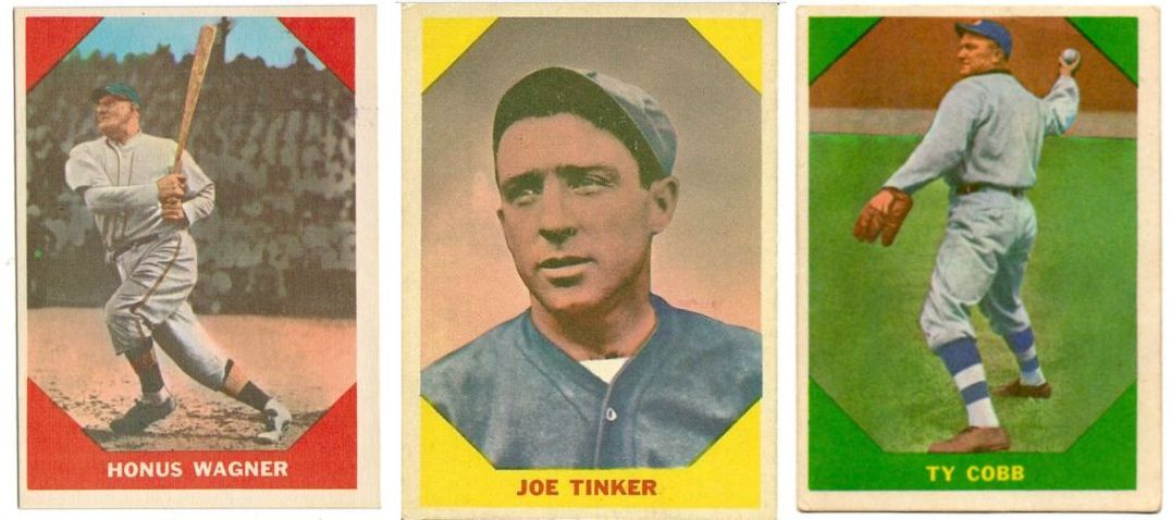 New Find: 1960 Fleer Tinker/Martin-Back Rarer than T206 Wagner Hits Market 2