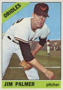 Top 10 Jim Palmer Baseball Cards 11
