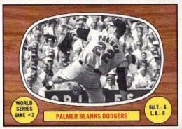 Top 10 Jim Palmer Baseball Cards 10