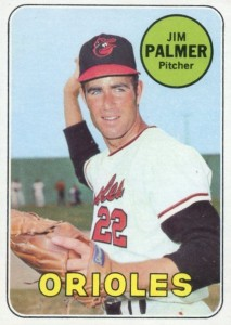 Top 10 Jim Palmer Baseball Cards 7