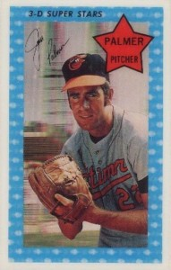 Top 10 Jim Palmer Baseball Cards 2