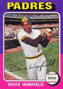 Top 10 Dave Winfield Baseball Cards 10