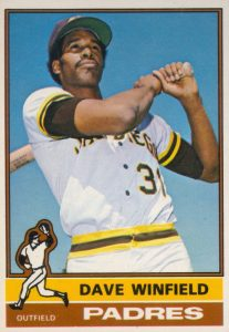 Top 10 Dave Winfield Baseball Cards 7