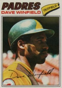 Top 10 Dave Winfield Baseball Cards 4