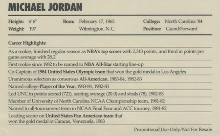 Ultimate Guide to Michael Jordan Rookie Cards and Other Key 1980s MJ Cards 5