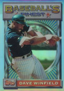 Top 10 Dave Winfield Baseball Cards 3