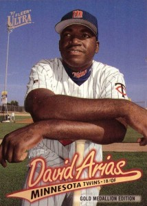 Big Papi! Top David Ortiz Rookie Cards and Other Early Cards 11