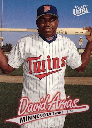 Big Papi! Top David Ortiz Rookie Cards and Other Early Cards 10