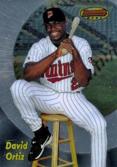 Big Papi! Top David Ortiz Rookie Cards and Other Early Cards 9