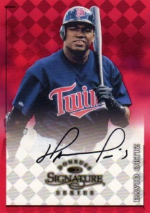 Big Papi! Top David Ortiz Rookie Cards and Other Early Cards 4