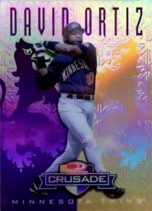 Big Papi! Top David Ortiz Rookie Cards and Other Early Cards 6