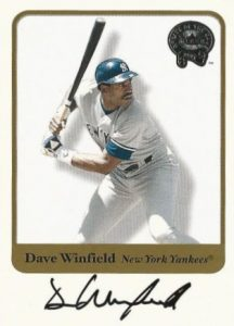 Top 10 Dave Winfield Baseball Cards 8